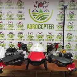 дрон  аграрний дрон  сільськогосподарський дрон безпілотник xag xp2020