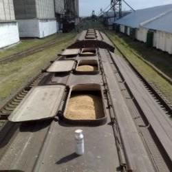 газация зернохранилищ