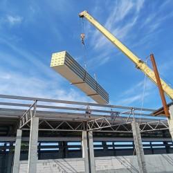 будівництво овочесховищ  холод камер  ргс  монтаж сендвіч панелей