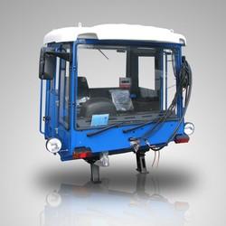 кабіна каркасна повнокомплектна для трактора т-150к